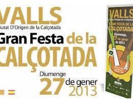Gran Festa de la Calçotada 2013,  Valls