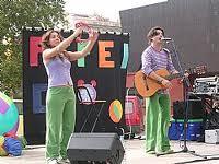 Actuació infantil amb el grup FEFE i companyia